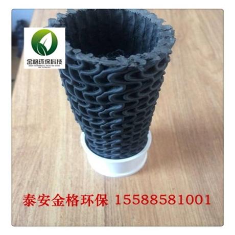 Φ110硬式透水管火热销售中 山东泰安金格