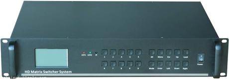 矩阵切换器 派尼珂4K8进8出混合矩阵NK-4K650808SHM