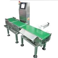 面膜生产线检测机中山中业重量检测机