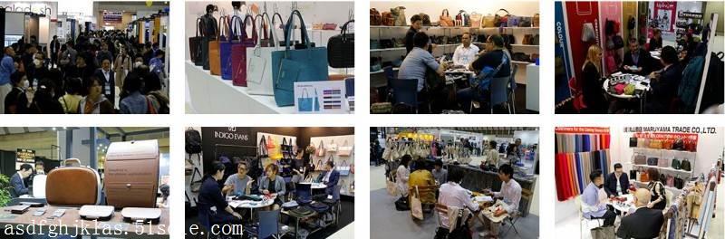 日本展2019年日本tokyo bag箱包皮具展