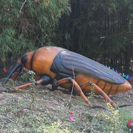 仿真昆虫制作、仿真笋虫