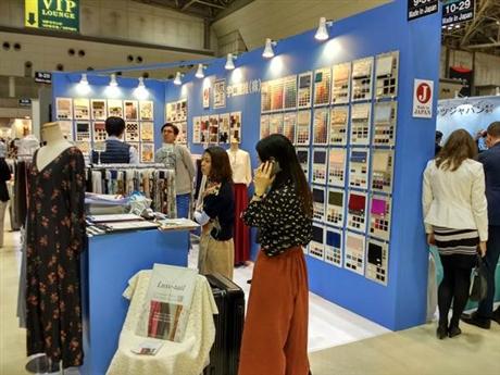 日本展2019日本国际服装面料辅料展览会TEXTILE TOKYO 2019