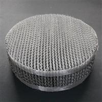 不锈钢丝网填料 即金属丝网波纹填料 应用性能特点