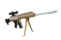 供应2019年新款游乐气炮枪-M4A1-景区打靶设备