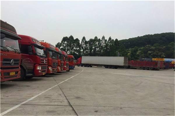 東莞到瀘州回程車價格低