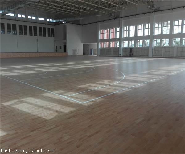 安庆运动实木地板结构  运动实木地板