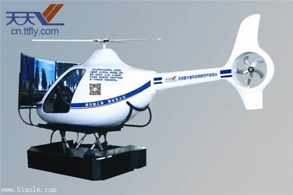 天天飞直升机飞行模拟器热售租赁