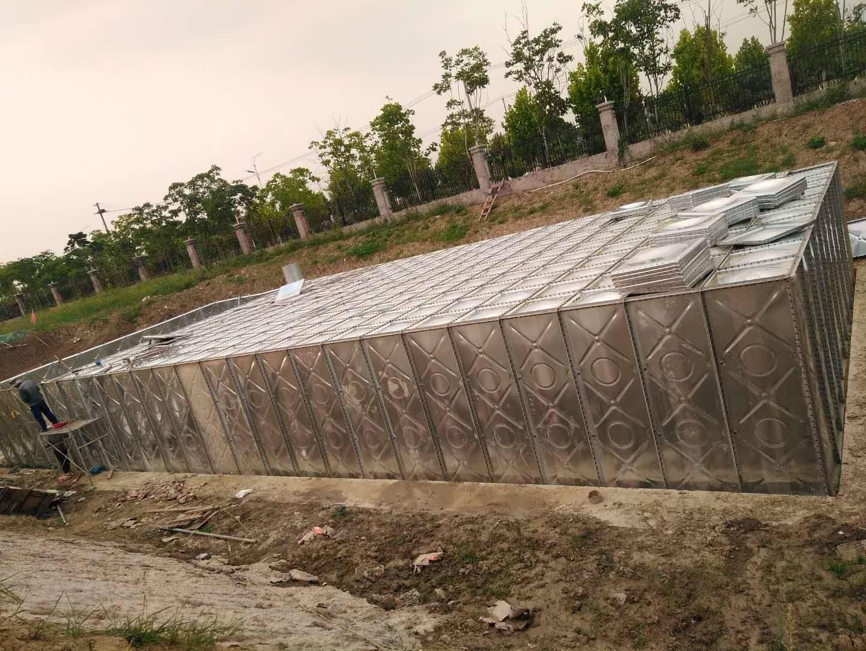 BDF地埋式水箱  抗浮地埋水箱  地埋水箱生产厂家