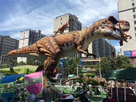 仿真恐龙租赁公司仿真恐龙出租
