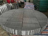 X285波纹板 卧式罐油水分离规整波纹填料