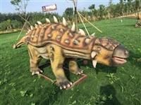 巨无霸超级仿真恐龙来了