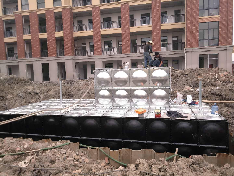 地埋箱泵一體化 抗浮地埋式箱泵一體化