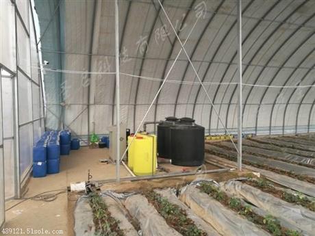 水肥一体化实施方案,农业灌溉智能施肥机