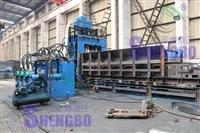 忻州鳄鱼式钢板下料截断机QW