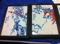 虫鸟瓷板画快速交易方式有哪些