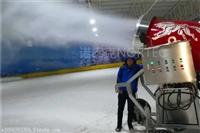 河南造雪机厂家中大型滑雪场宣传