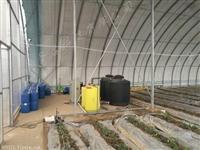 山东省蔬菜种植的智能助手之一    水肥一体化系统