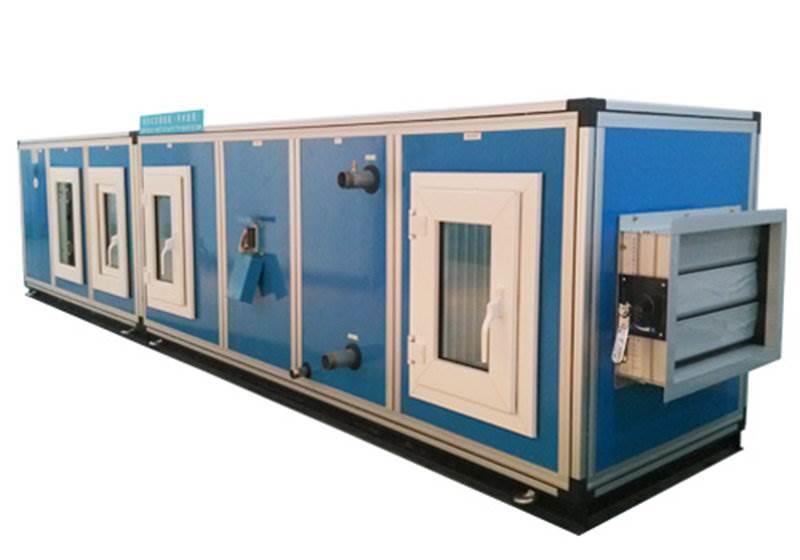 无尘风柜厂家批发  千极净化风柜 中央空调风柜 组合风柜