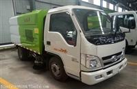 福田2吨路面清扫车 小型扫路车报价 扫路车厂家