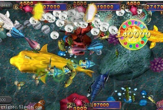 手机移动电玩城捕鱼上下分游戏