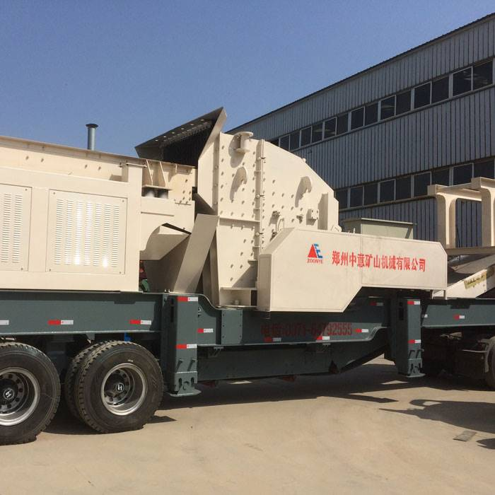 重庆建筑垃圾回收利用机器 年处理70万方移动碎石设备报价