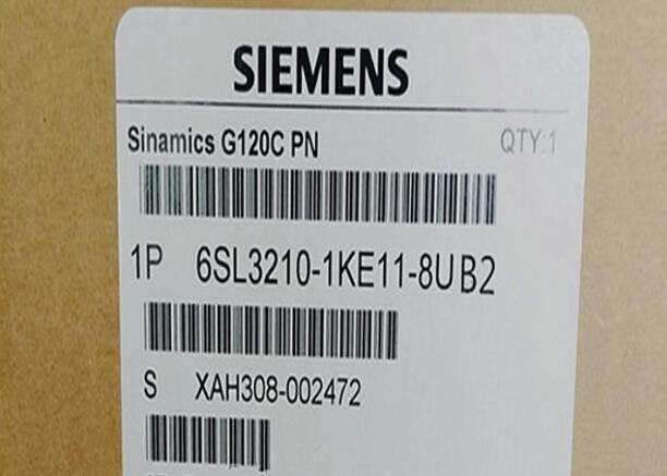 中国西门子变频器总代理G120C全新原装现货6SL3210-1KE17-5UP1