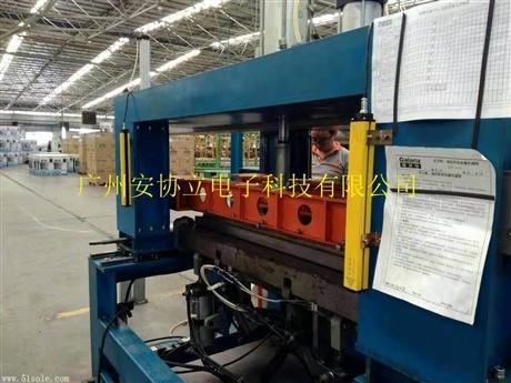 高新技术企业安全光栅冲床 光电保护器工业自动化光栅