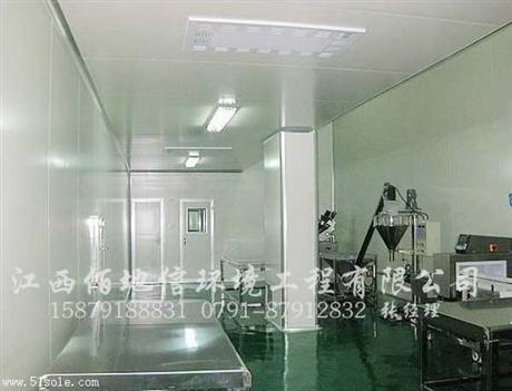 江西SC食品净化工程