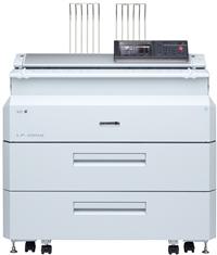 OKI LP2060/3060數碼工程圖機