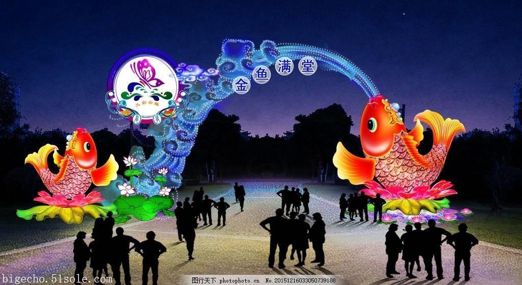 潮汕传统彩灯