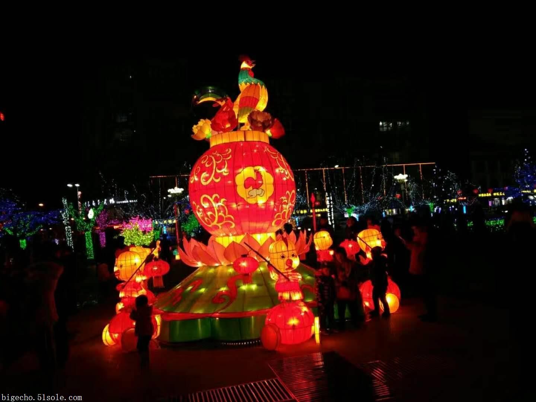 安徽传统彩灯