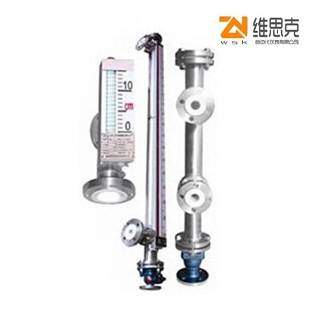 送货上门UHZ-58/CG/A89高压磁翻板液位计 多种安装形式