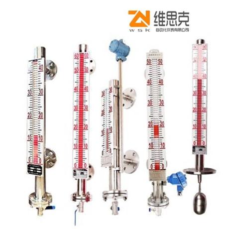 隔暴型UHZ-58/CG/A3高压磁翻板液位计 多种安装形式