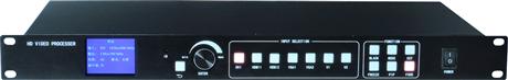 LED全彩屏图像处理器 全彩LED屏专用视频处理器NK-VK301LED