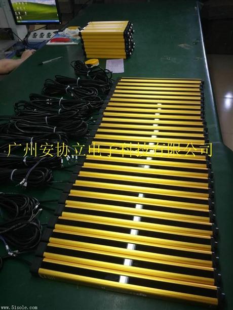 好评如潮非标设备安全光幕 定制光栅感应器 厂家直销光电保护
