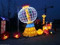 山西传统彩灯
