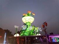 陕西传统彩灯
