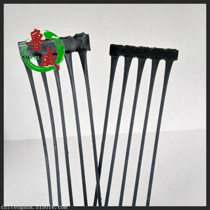 厂家直销 单向塑料土工格栅供应 现货出售 单向格栅