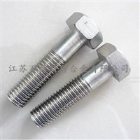 百德尿素鋼724L外六角螺栓螺母不銹鋼緊固件