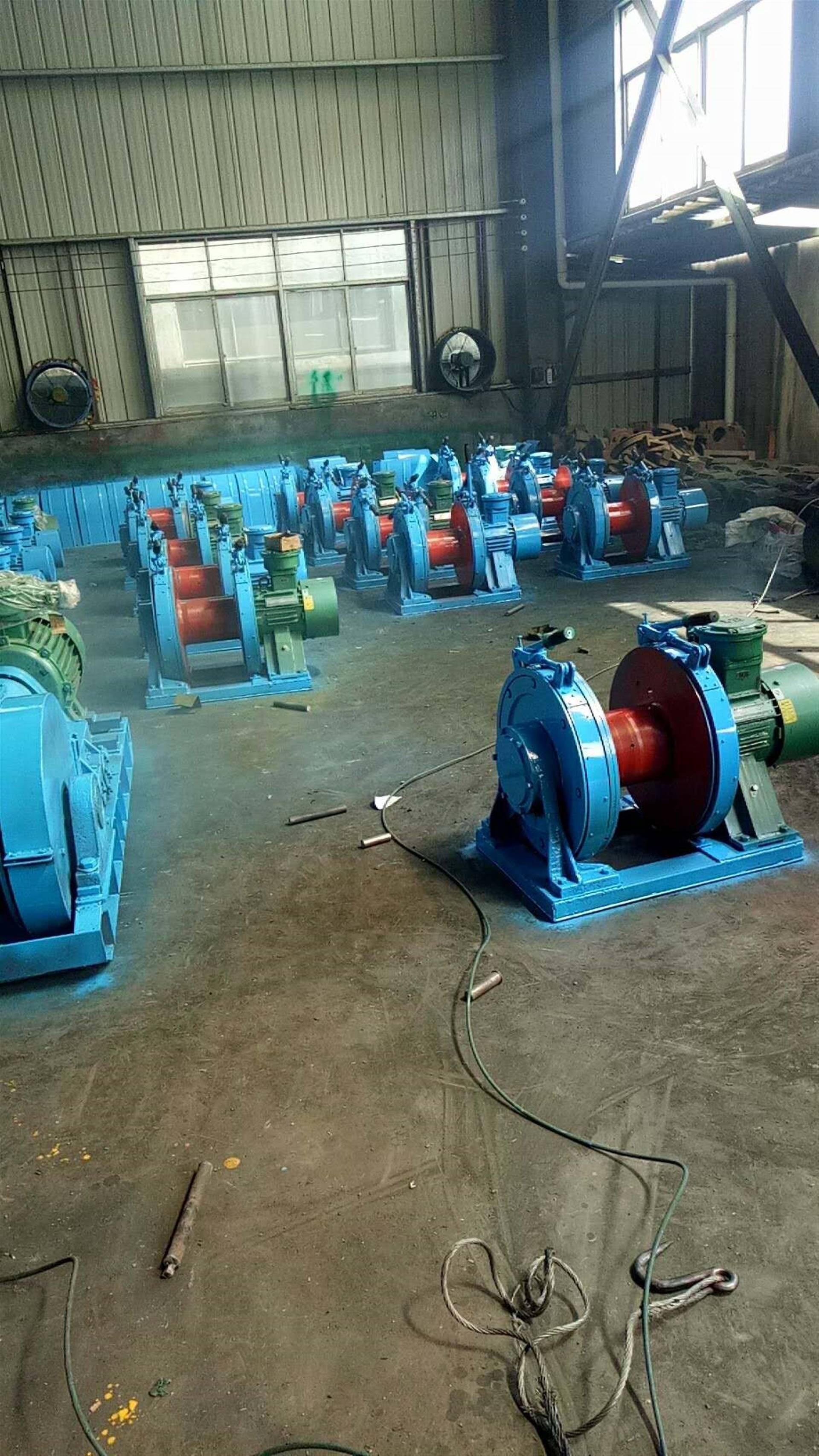 双速绞车 JH-20 JH-30回柱绞车 各种型号绞车厂家