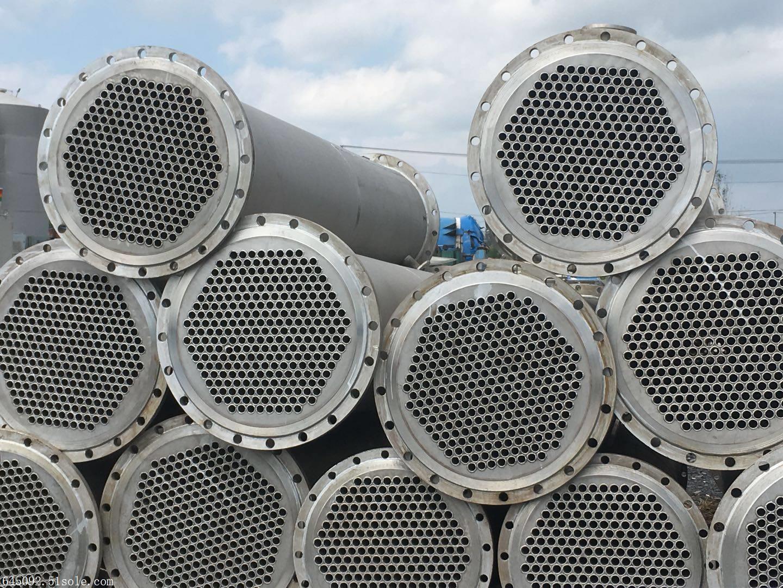 东北工厂自用99新二手冷凝器低价转让