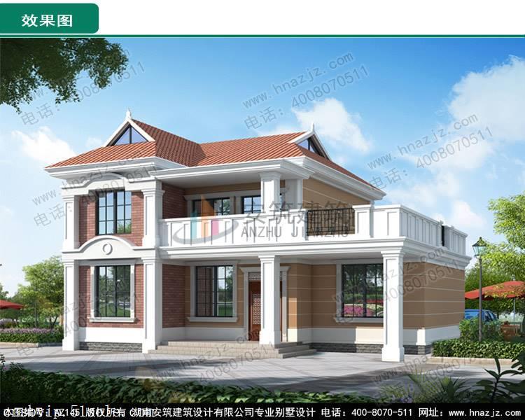 2019房屋设计图农村