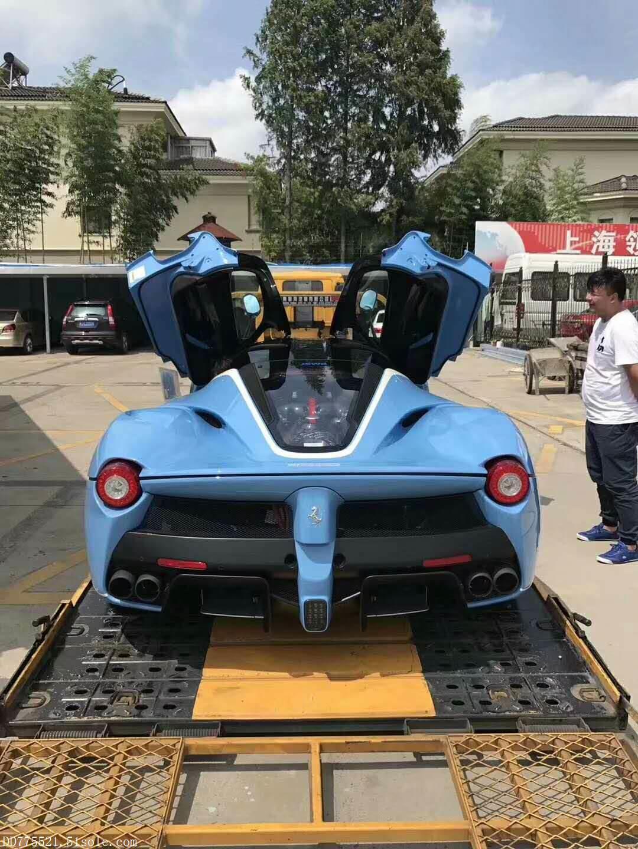 深圳到福州托运一台轿车,多少钱