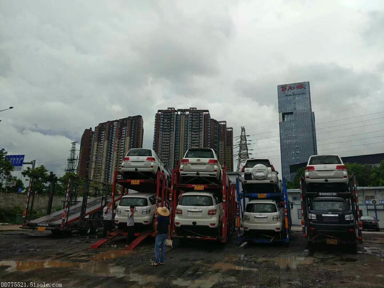 深圳轿车托运到哈尔滨多少钱