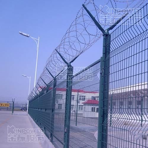 机场围网常用规格样式 机场围网安装方式