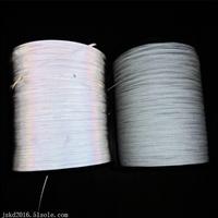 毛紡反光絲 精紡反光絲 雙面高亮度反光紗 廠家供應