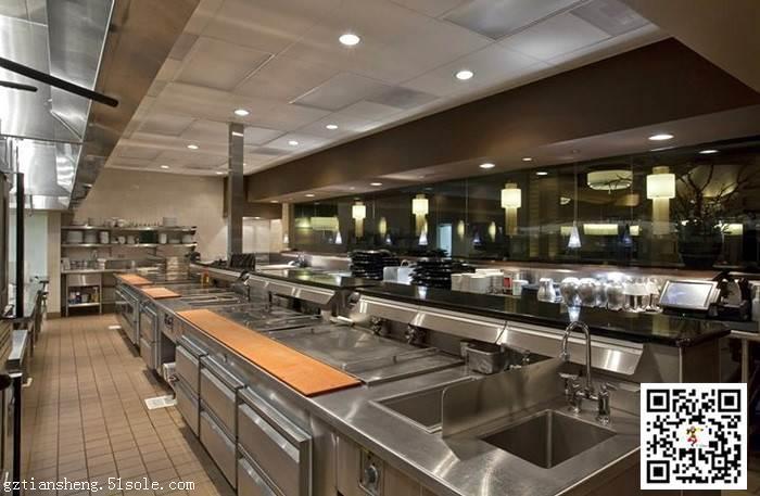 贵阳知名整体厨房设计专家,贵州厨房设备,铜仁疗养院厨房工程