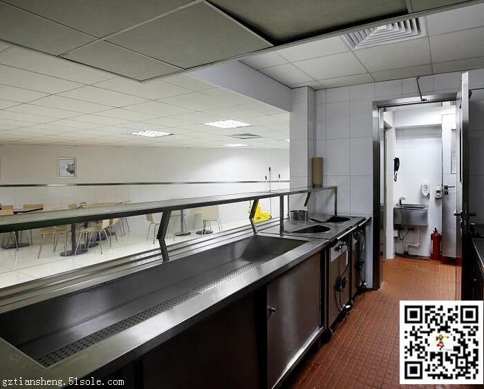 揭阳疗养院厨房工程、广东知名厨房设计公司、疗养院厨房工程施工