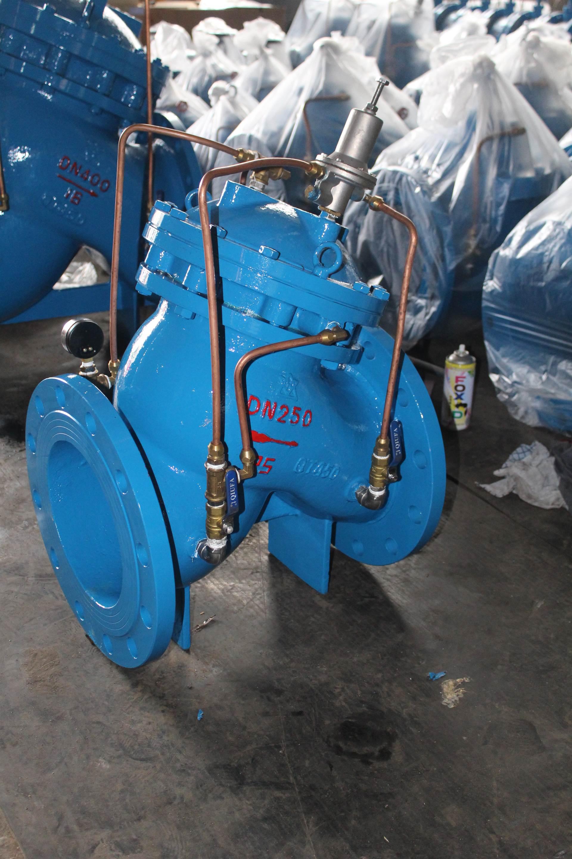 永嘉多功能dy30ax水泵控制阀dn50-600 金钛厂家图片