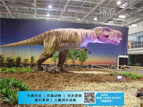 仿真恐龙制作工厂